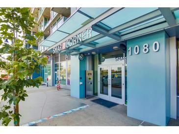 Photo one of 1080 Park Blvd # 303 San Diego CA 92101   MLS 180019505
