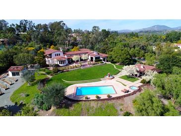 Photo one of 17442 El Vuelo Rancho Santa Fe CA 92067 | MLS 180019591