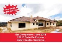 View 26210 Calle De Encinas Valley Center CA